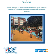 GUIDE PRATIQUE A L'USAGE DES PARENTS -SCOLARITE DES EBEP AU LFCDG